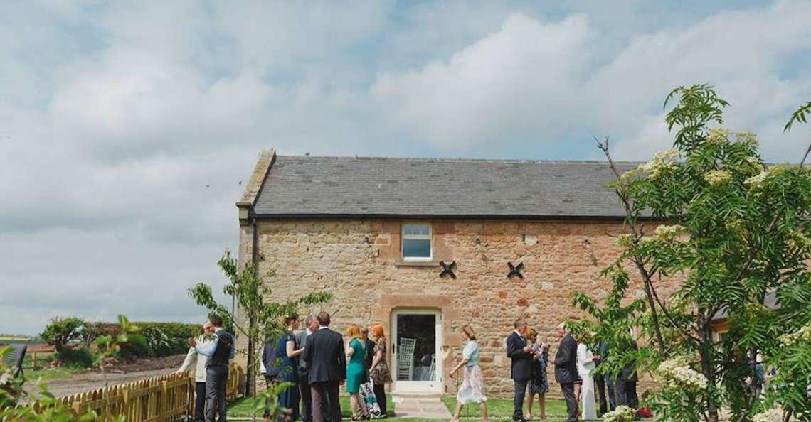 Northside Farm Outdoor Wedding Ceremony